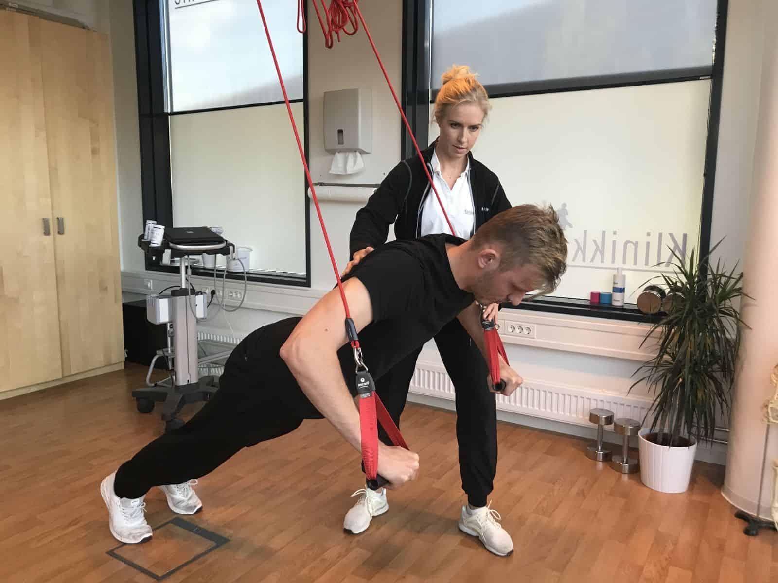 Fysioterapeut Helsfyr