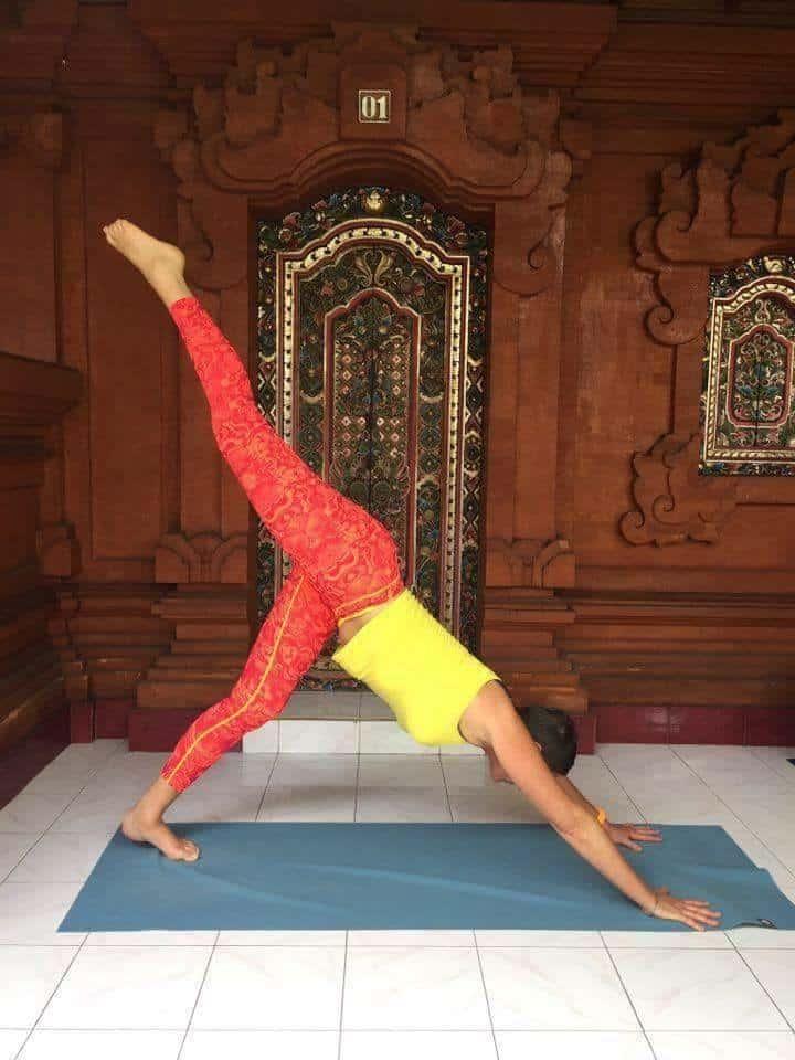 Bryn - Yoga